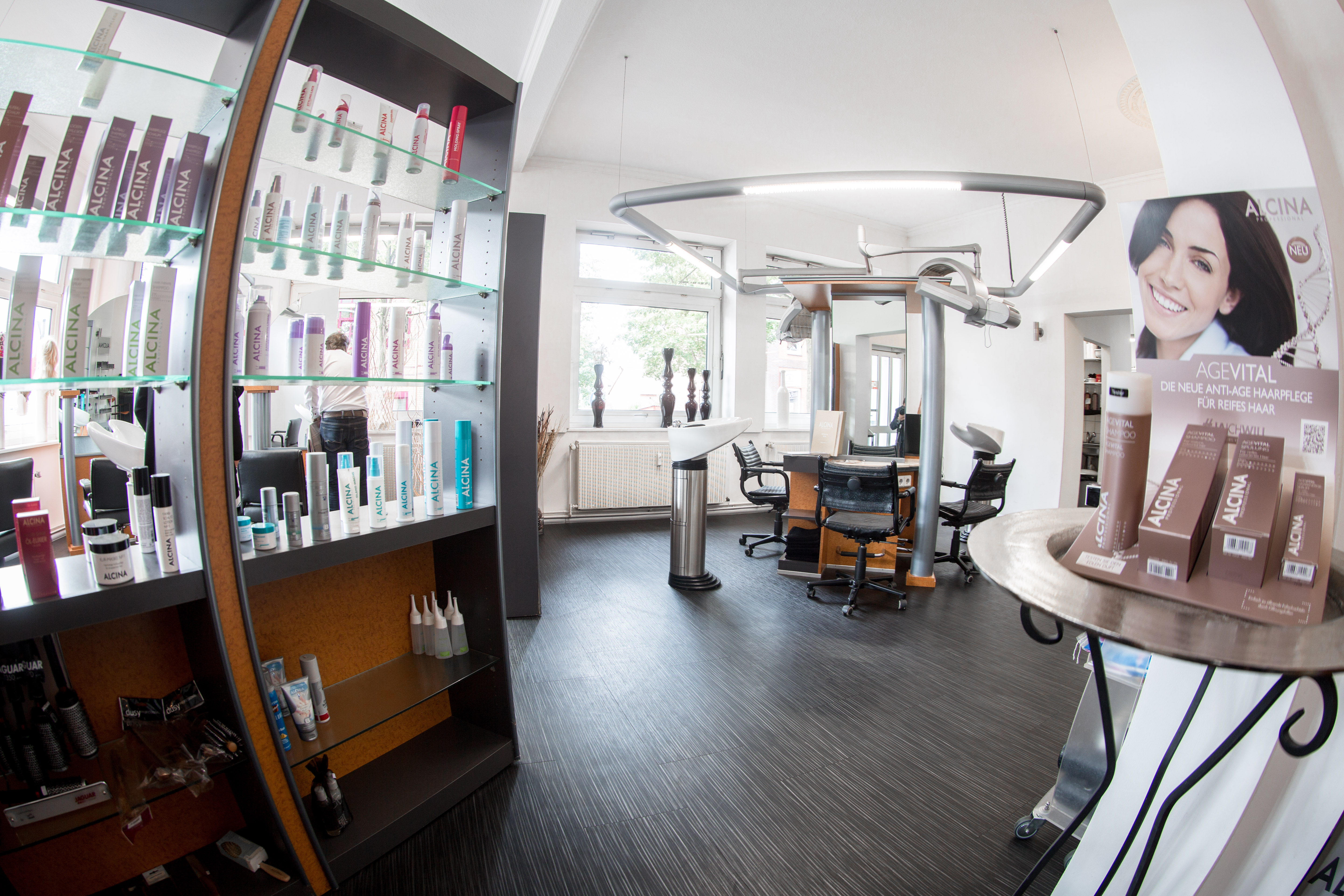 Unser Salon in Itzehoe